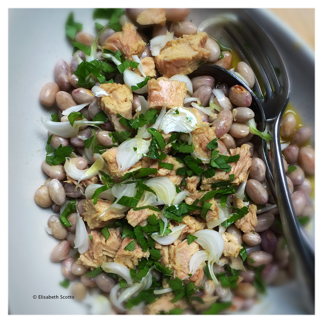 SaladeHaricotsThon