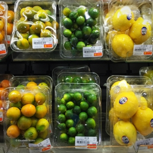 Fruits agrumes