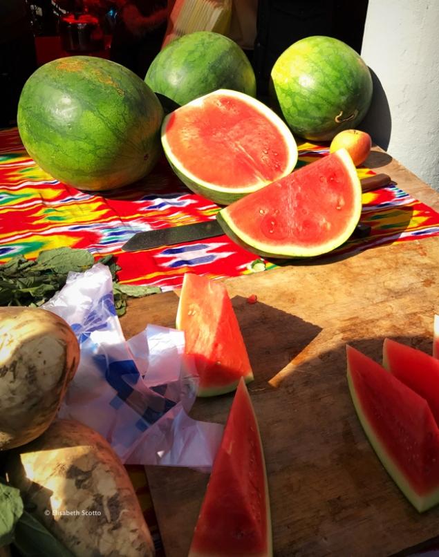 Fruits Pastèque