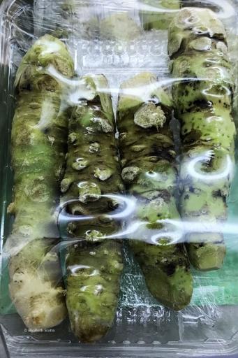 Légumes Wasabi