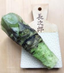 Wasabi et râpe 2