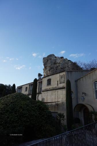 L'Oustau et ses rochers