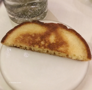 Oustau Petit pois Caviar Blini