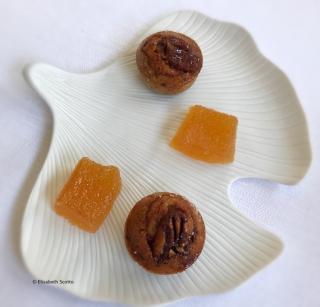 Muffin Pâte de fruit