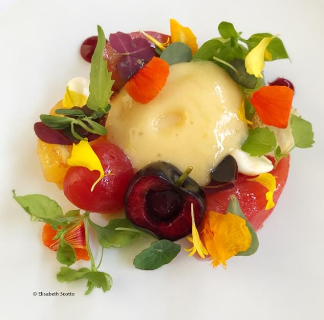 Salade tomates