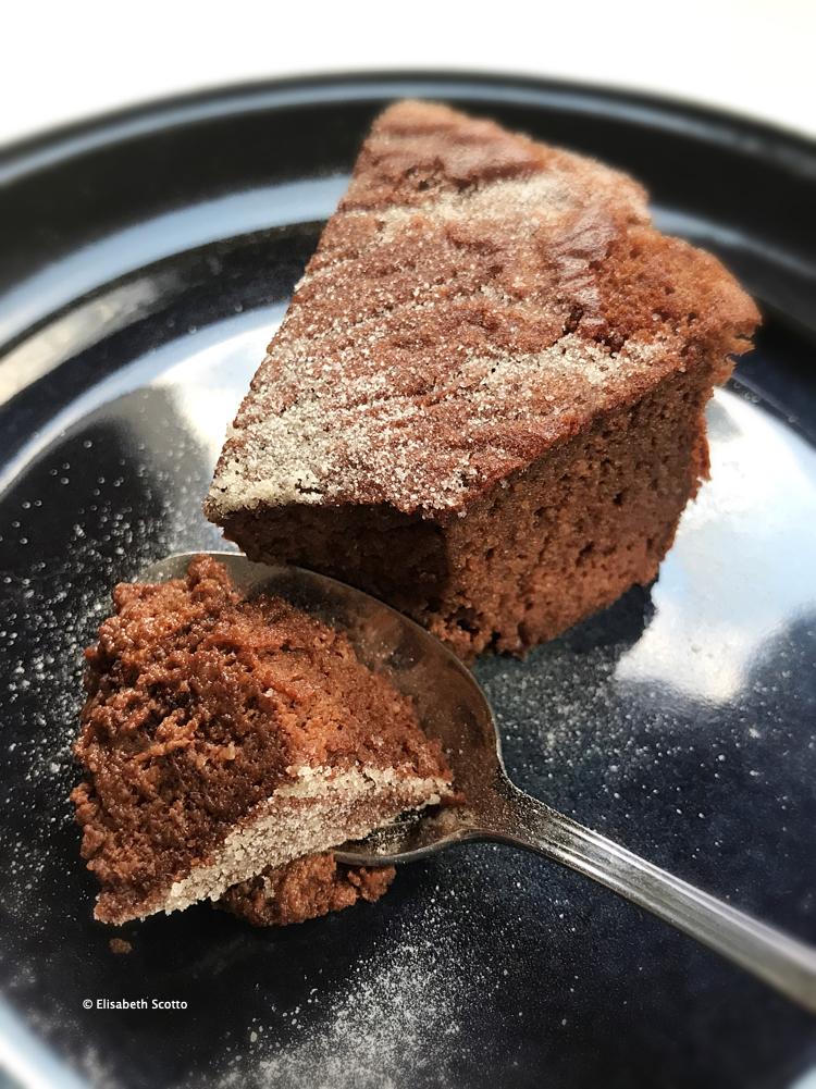Gâteau choc