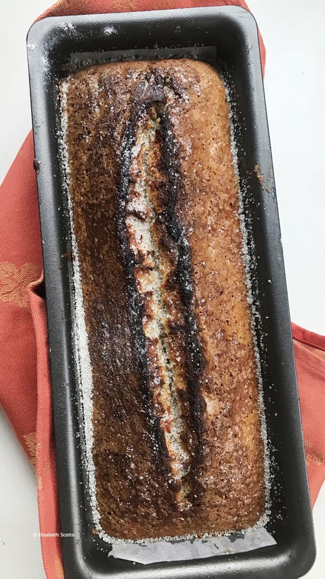 Cake bananes 1